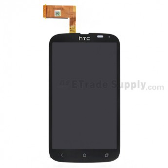 For HTC Desire V T328W LCD Screen and Digitizer Assembly Replacement - Grade S+