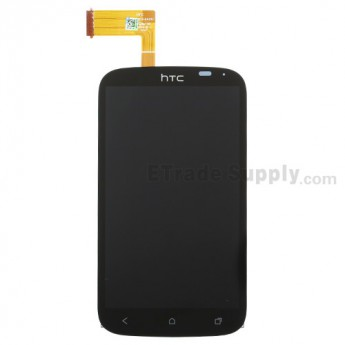 For HTC Desire X LCD Screen and Digitizer Assembly without Light Guide Replacement - Grade S+