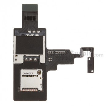 For HTC Desire X SIM Card and SD Card Reader Replacement - Grade S+