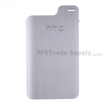 For HTC Desire Z Battery Door Replacement - With Logo - Grade S+