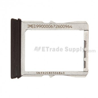 For HTC Droid DNA SIM Card Tray Replacement - Grade S+