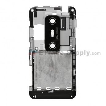 For HTC EVO 3D Middle Plate Replacement (HTC) - Grade S+