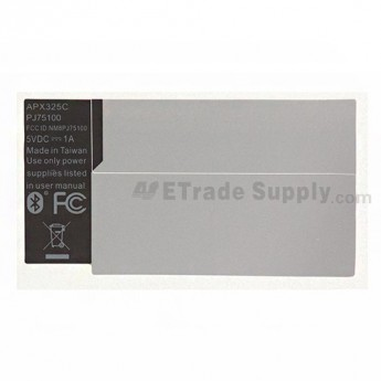 For HTC EVO 4G LTE Battery Sticker Replacement - Grade S+
