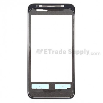 For HTC EVO Shift 4G Front Housing Repalcement - Blue - With Logo - Grade A