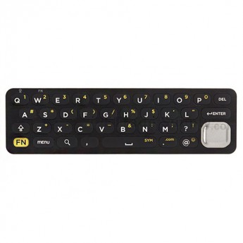 For HTC EVO Shift 4G QWERTY Keypad Replacement ,Black - Grade S+