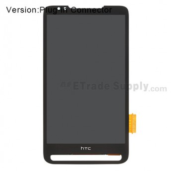 HTC HD2 LCD & Digitizer ,Plug-in Connector - Grade S+