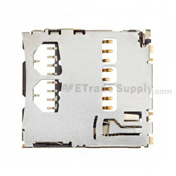 For HTC Incredible S SD Card Reader Contact Replacement - Grade S+
