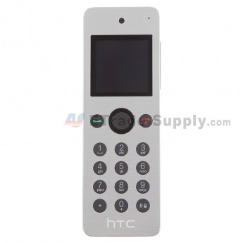 For HTC Mini+ BL R120 Bluetooth Media Handset (Silver) - Grade S+