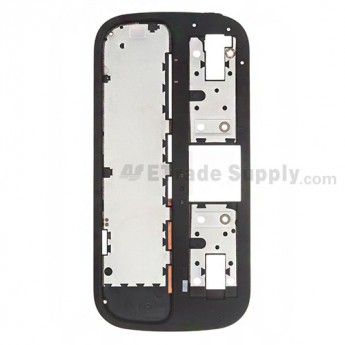 For HTC Mytouch 4G Slide C Side Housing Replacement ,White - Grade S+