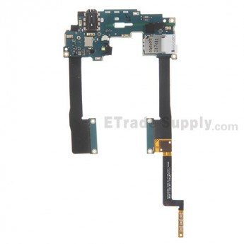 For HTC One Max Motherboard Flex Cable Ribbon Replacement - Grade S+
