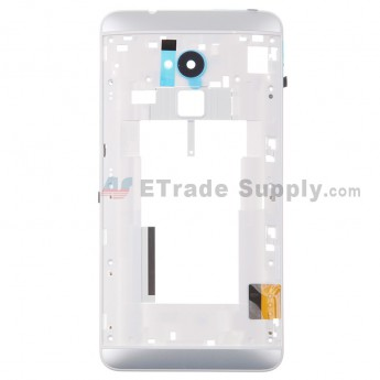 For HTC One Max Rear Housing Replacement - White - Grade S+