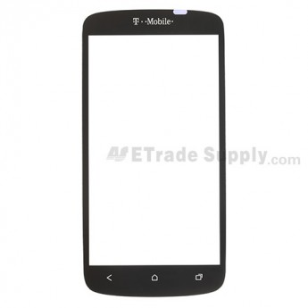 For HTC One S Glass Lens Replacement - With Logo - Grade R