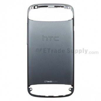 For HTC One S Rear Housing Replacement ,Gray - Grade S+