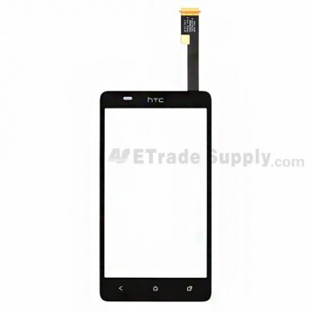 For HTC One SU T528W Digitizer Touch Screen Replacement - Grade S+