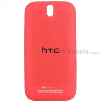 For HTC One SV Battery Door Replacement (HTC) - Red - Grade S+
