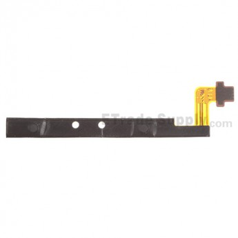 For HTC One SV Volume Button Flex Cable Ribbon  Replacement - Grade S+