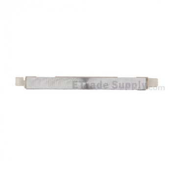 For HTC One Volume Button  Replacement - Silver - Grade S+