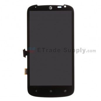 For HTC One VX LCD Screen and Digitizer Assembly Replacement (Hollow) - With Logo - Grade S+