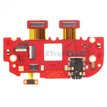 For HTC One VX Power Button Flex Cable Ribbon  Replacement (AT&T) - Grade S+
