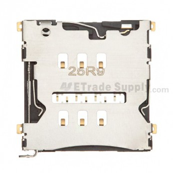 For HTC One X SIM Card Reader Contact Replacement - Grade S+