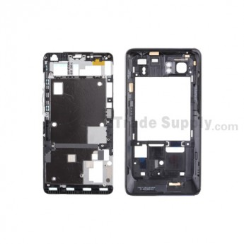 For HTC Raider 4G Front Housing and Rear Housing Replacement - Grade S+
