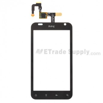 For HTC Rhyme Digitizer Touch Screen without Adhesive Replacement (HTC) - Grade S+