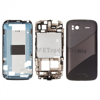 For HTC Sensation 4G Housing Replacement ,White - Grade S+