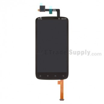 For HTC Sensation 4G LCD Screen and Digitizer Assembly Replacement (T-Mobile) - Grade A