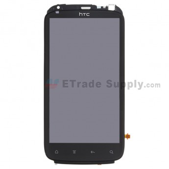 For HTC Sensation 4G LCD Screen and Digitizer Assembly with Front Housing Replacement (HTC) - Grade S+