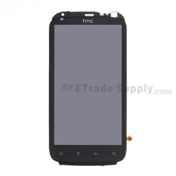 For HTC Sensation 4G LCD Screen and Digitizer Assembly with Front Housing Replacement (HTC) - Grade A