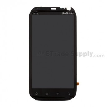 For HTC Sensation 4G LCD Screen and Digitizer Assembly with Front Housing Replacement (T-Mobile) - Grade A