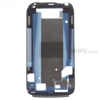 For HTC Sensation XE Front Housing Replacement - White - Grade S+