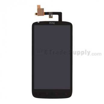 For HTC Sensation XE LCD Screen and Digitizer Assembly - Grade A