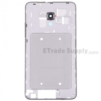 For Huawei Ascend Mate2 4G Middle Plate Replacement - Black - Grade S+