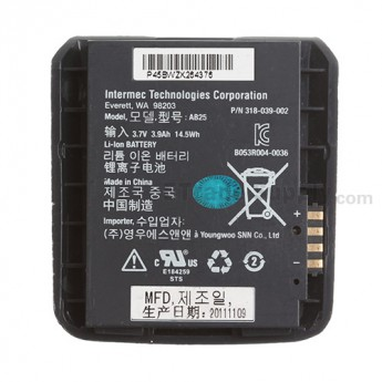 OEM Intermec CN50 Extended Battery (3900 mAh) (used, B Stock)