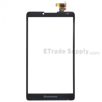 For Lenovo A880 Digitizer Touch Screen Replacement - Black Only - Grade S+
