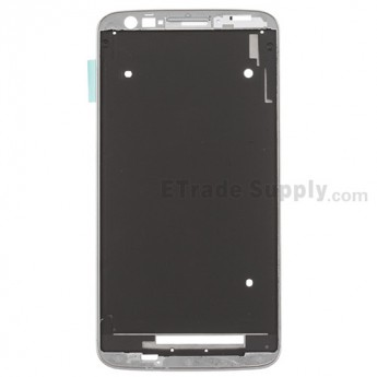 For LG G2 D800 Front Housing Replacement - White - Grade S+