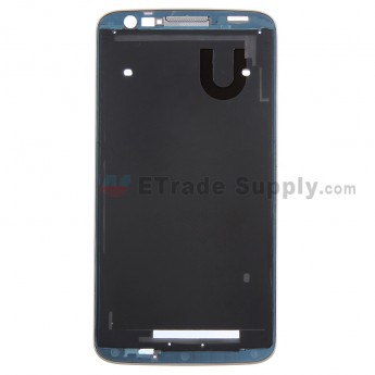 For LG G2 D802 Front Housing Replacement - White - Grade S+