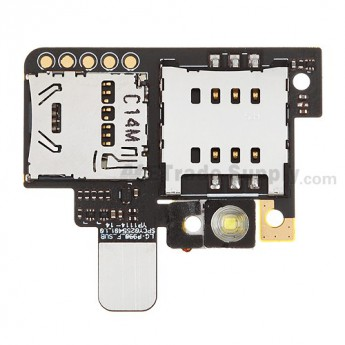 For LG G2x P999 SIM Card and SD Card Reader Contact Replacement - Grade S+