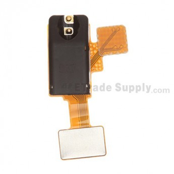 For LG Nexus 4 E960 Earphone Jack Flex Cable Ribbon Replacement - Grade S+