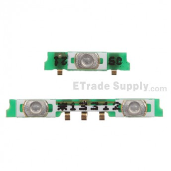 For LG Nexus 4 E960 Power Button and Volume Button PCB Board Replacement (2pcs/set) - Grade S+