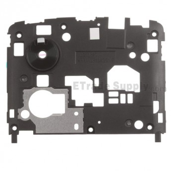 For LG Nexus 5 D821 Rear Housing Replacement - Black - Grade S+