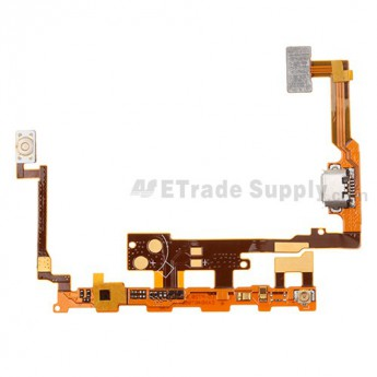 For LG Optimus 3D Max P720 Charging Port Flex Cable Ribbon  Replacement - Grade S+