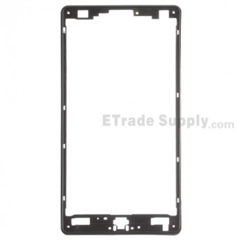 For LG Optimus 4X HD P880 Front Housing Replacement ,Black - Grade S+