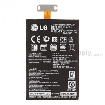 For LG Optimus G E975 Battery Replacement - Grade S+