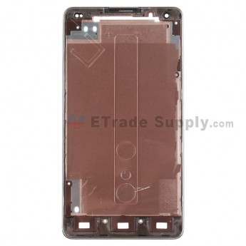 For LG Optimus G LS970 Front Housing Replacement - Black - Grade S+