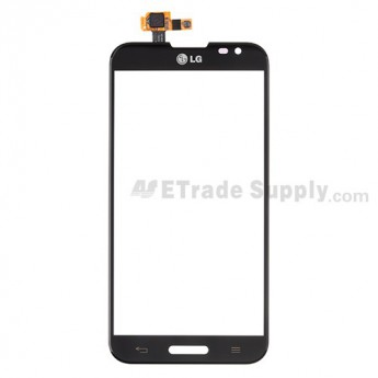 For LG Optimus G Pro E980 Digitizer Touch Screen Replacement - Black - Grade S+