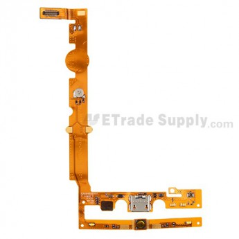 For LG Optimus L7 P700, P705 Charging Port Flex Cable Ribbon, Version B Replacement  - Grade S+