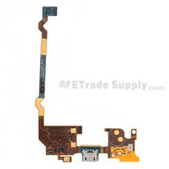 For LG Optimus L9 P769 Charging Port Flex Cable Ribbon  Replacement - Grade S+