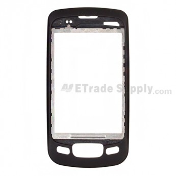 For LG Optimus One with Google P503 Front Housing  Replacement ,Black - Grade S+